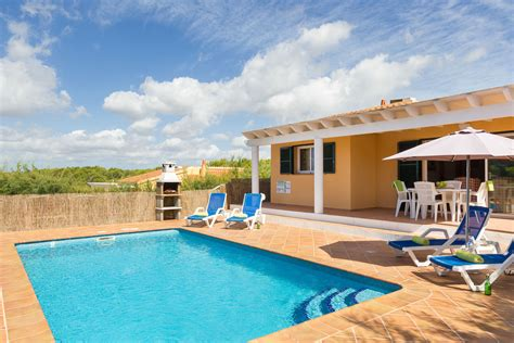 appartments in menorca son bou holidays villa and apartment rental in menorca