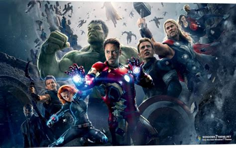 avengers theme download for pc avengers age of ultron windows 7 theme download