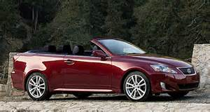 top lexus cars lexus is convertible car pictures