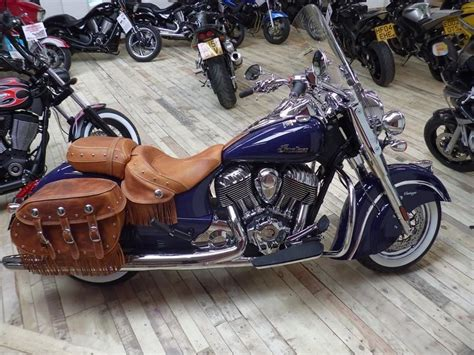 2014 Indian Chief Vintage 1811cc Indian Motorcycles
