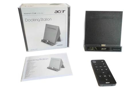 acer iconia tab a100 series station adt 001 lc