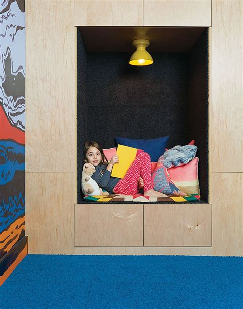 a nook for my family family matters kid s room reading nook modern design