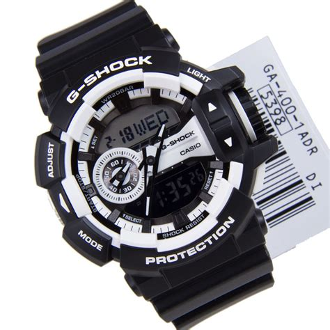 Casio Gshock Ga 400 1a Up2date ga 400 1a ga400 casio g shock analog digital mens sports