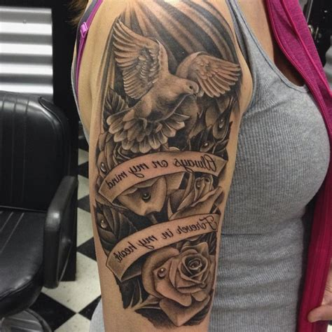 upper arm tattoo design arm sleeve designs arm sleeve
