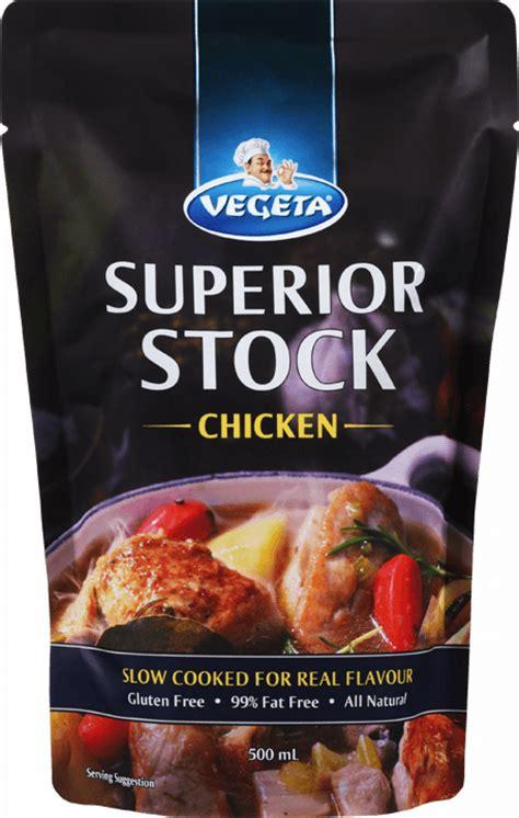 vegeta chicken superior stock superior liquid stock products vegeta
