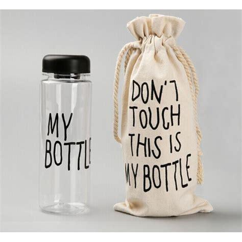 My Bottle Botol Pouch disiniaja free pouch my bottle korean style my