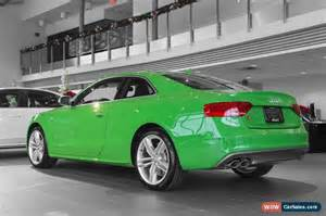 Audi S5 For Sale 2016 Audi S5 For Sale In Canada
