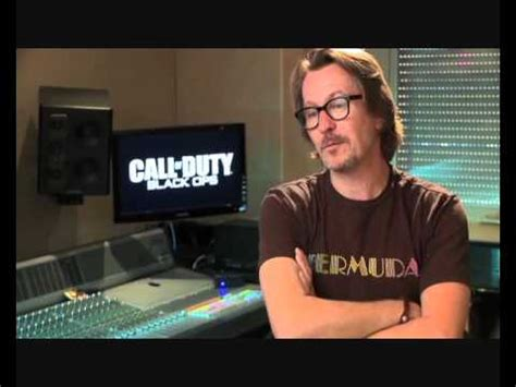 gary oldman youtube interview call of duty black ops interview gary oldman youtube