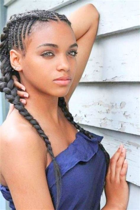 Braiding Hairstyle by Beautiful Braiding Hairstyles For Black Hair