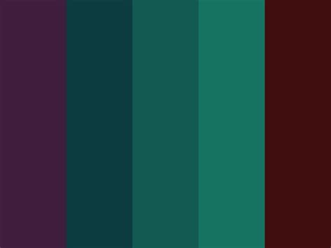 green and purple l shade quot copper and teal quot by ivy21 blue bold grape maroon