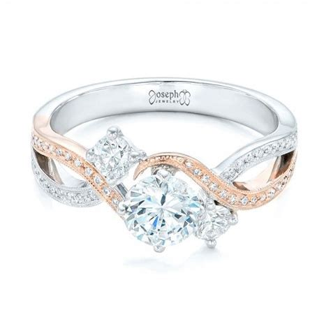 455 best images about Rose Gold on Pinterest   Diamond