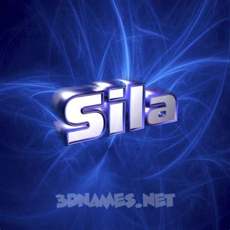 silla name preview of plasma for name sila