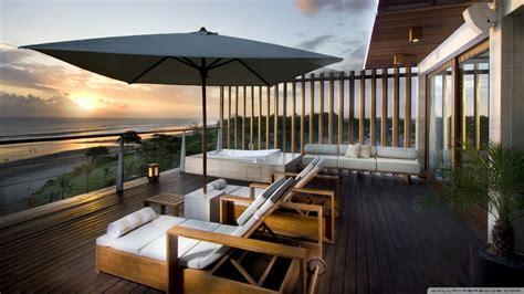 luxus terrasse luxury terrace wallpaper 1920x1080 wallpoper