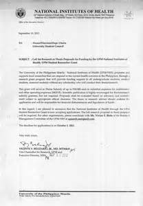 Cover Letter For Nih Internship Sample Cover Letter Sample Cover Letter For Nih Internship