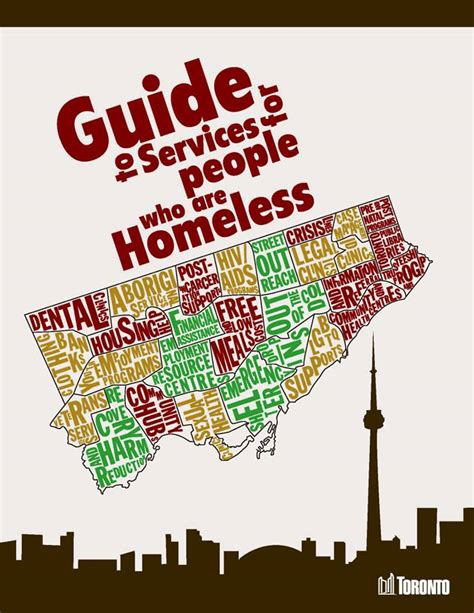 What Government Agency Helps Homeless Find Shelter Guide To Services For Who Are Homeless Self Help Resource Centre