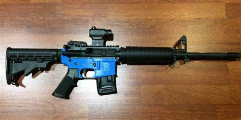 Custom 3d Print 80 i 3d printed an ar 15 assault rifle and it shoots great