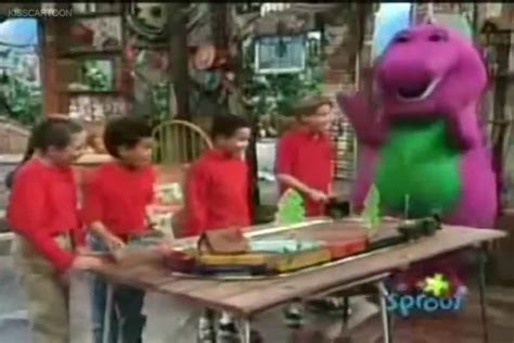 barney colors all around barney and friends season 5 episode 8 colors all