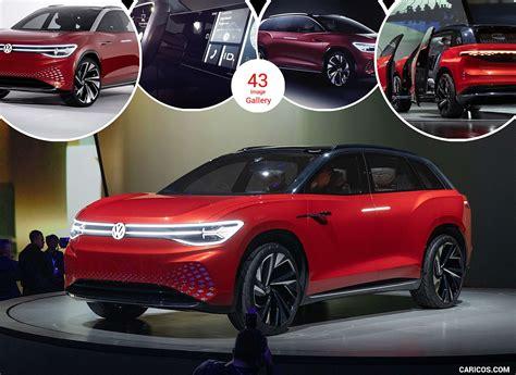 Volkswagen Id 2019 by 2019 Volkswagen Id Roomzz Concept Caricos