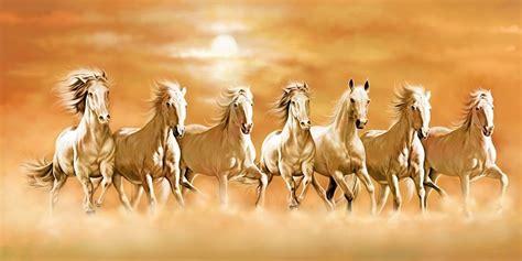 Bathroom Ideas Colours by Running Horses Painting Vastu