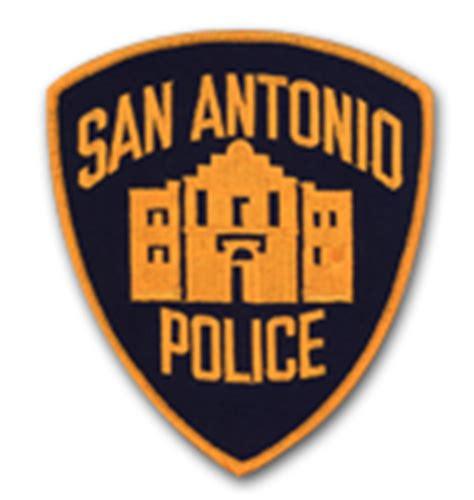 City Of San Antonio Arrest Records Fallen Officer