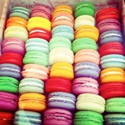colorful macaroons macaroons pictures photos and images for