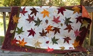 quot fall leaves quot crafts quilting 1