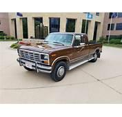1986 FORD F250 XLT Ford Truck Bronco F150 F350 1987 1988