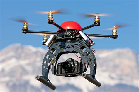 Kamera Drone 4 surprising uses for civil drones hello