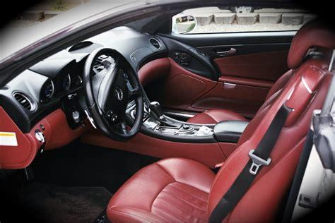 Sl55 Interior by 2007 Mercedes Sl Class Interior Pictures Cargurus