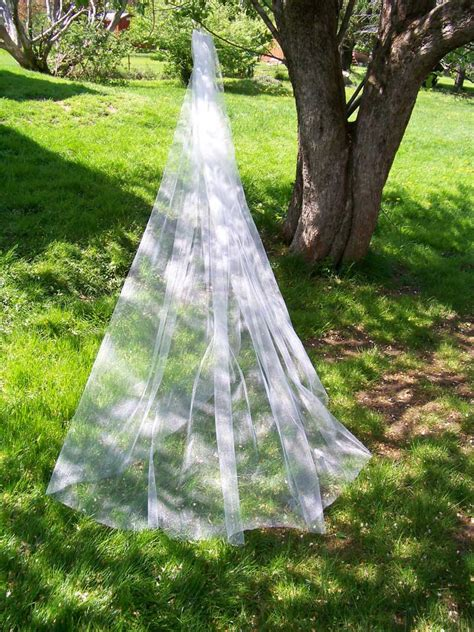 glimmer illusion veil bridal illusion veil or glimmer illusion veil