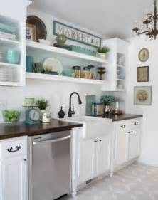 cute style kitchen: scour flea markets for an antique piece you can transform into kitchen