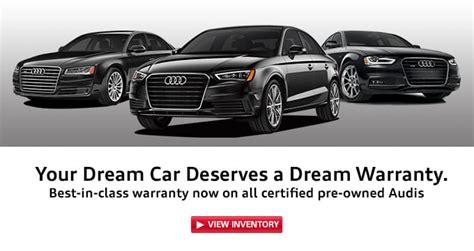audi pre owned warranty audi certified pre owned warranty audi san diego