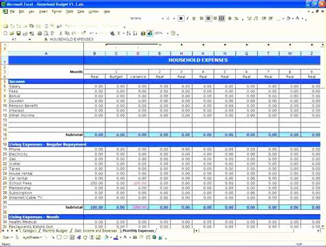 excel travel budget template 10 excel travel budget template exceltemplates