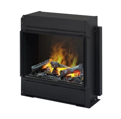 optimyst electric fireplace by dimplex dimplex bof6056l opti myst pro electric fireplace insert