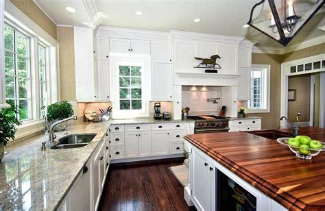 farmhouse kitchen cabinets door styles colors ideas