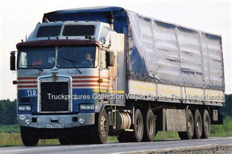 kenworth europe kenworth k100 aerodyne russia american trucks camions us