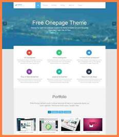 One Page Profile Template by 8 One Page Company Profile Template Company Letterhead