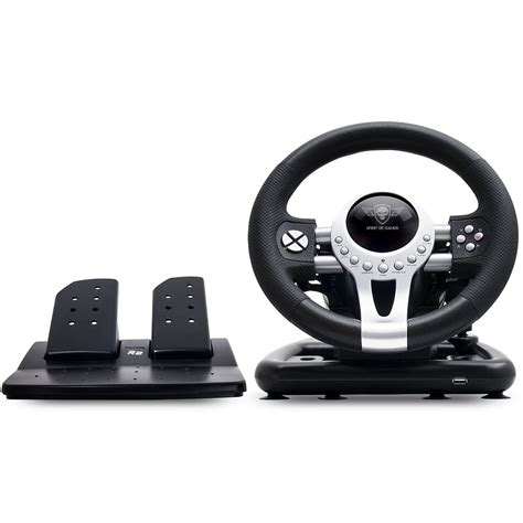 volante pc spirit of gamer race wheel pro 2 volant pc spirit of