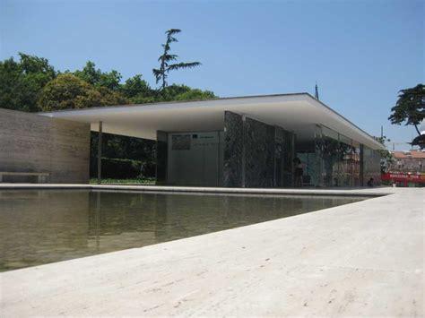 pavillon barcelona barcelona pavilion photos e architect