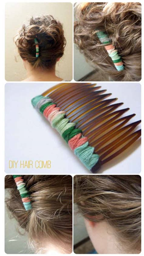 the craft diy hair and 99 awesome crafts you can make for less than 5