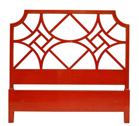 chinoiserie headboard 25 best ideas about red headboard on pinterest stripe