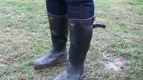 aigle parcours iso gummistiefel stiefel thermostiefel