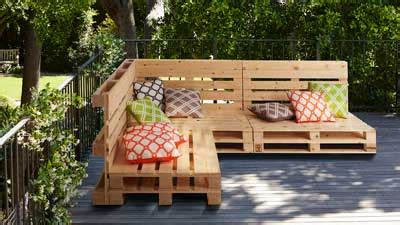 pallet furniture homebase