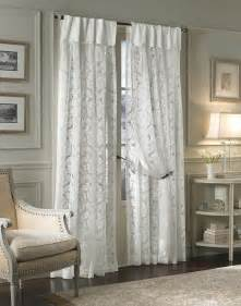 120 Length Drapes Traditional Damask Lace Inverted Pleat Curtain Panel