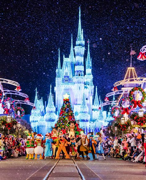 walt disney world christmas report part 1 disney