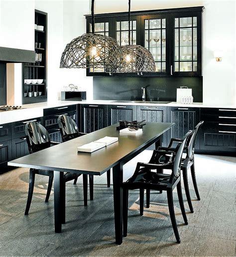 esszimmerstühle schwarz essgruppe schwarz bestseller shop f 252 r m 246 bel und