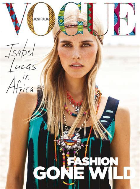 Covers Australia by Lucas For Vogue Australia December 2011 Art8amby