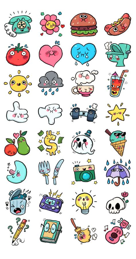 Cat Doodle Diary Deco Stickers Sticker Hiasan Buku 437 best images about letters graphics on fonts typography and alphabet