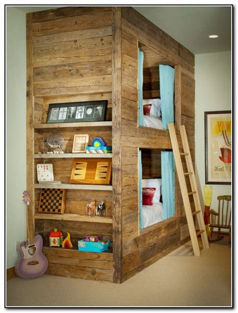 built in bunk beds built in bunk beds for small rooms beds home design