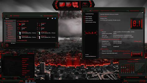 theme windows 10 pack nuclear free desktop themes windows 8 themes windows 7